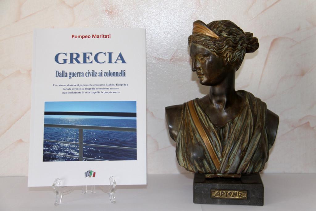 Grecia dalla guerra civile ai colonnelli un libro di Pompeo Maritati