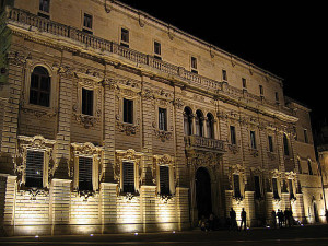 Il Seminario di Piazza del Duomo a Lecce
