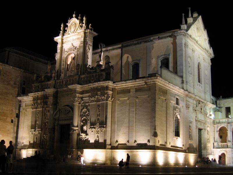 Lecce cattedrale