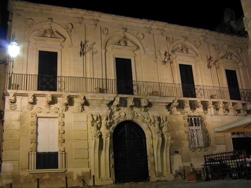 Lecce Palazzo Guarini