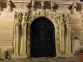 Lecce Particolare del palazzo Guarini