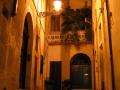 Lecce corte del centro storico