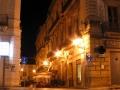 Lecce via del centro storico