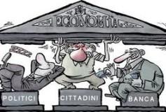 Banche: le sofferenze private diventano pubbliche, il tutto senza regole