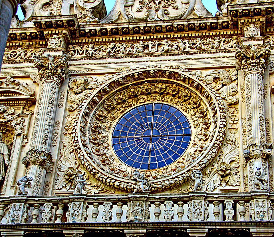 Storia del Rosone della Basilica di Santa Croce di Tonio Rollo