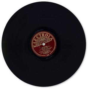 """Il disco originale a 78 giri """"Lili Marleen""""  inciso il 2 agosto del 1939"""