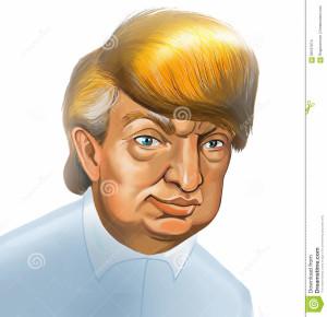 -trump-caricature-illustration-portrait-republican-presidential-candidate-66197674