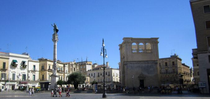 piazza santoronzo lecce storia damore - photo#48
