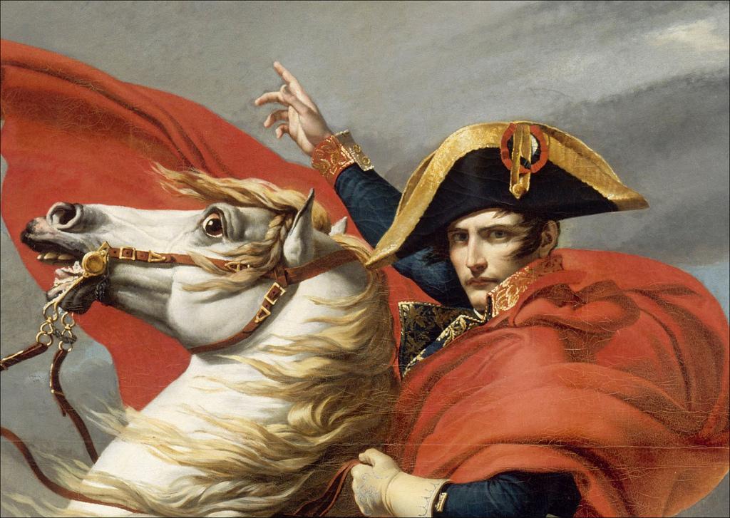 La Francia ancora una volta pensa aNapoleone