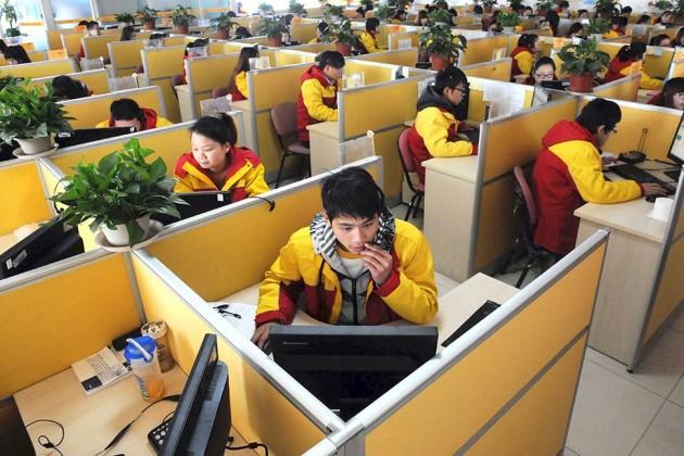 Lo store online cinese Alibaba in sole 24 ore fattura shopping per 25 miliardi di euro