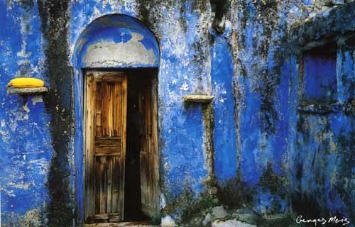 Un'immagine artistica arrivata dalla Grecia