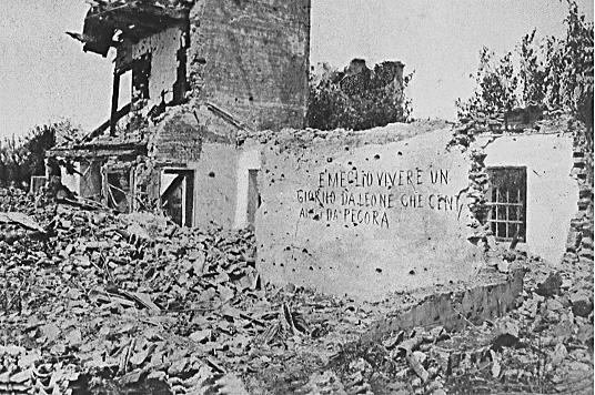 Ricordando quel lontano 4 novembre di 100 anni fa