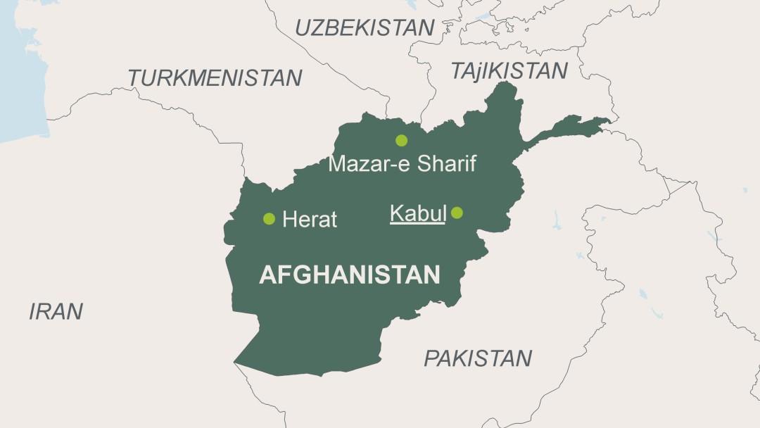 L'America lascia l'Afghanistan – la Cina è già pronta a sostituirla