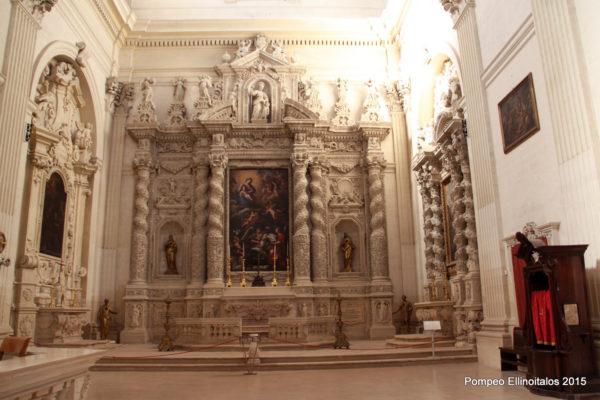 Chiesa di Sant'Irene a Lecce