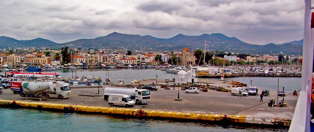 Aegina: girovagando sull'isola dei pistacchi