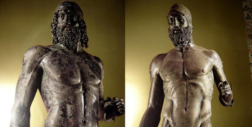 Perchè le statue greche hanno il pene piccolo?