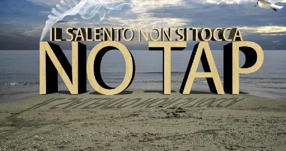 I NO-TAP dell'ultima ora contro Grillo, mai visti in prima linea