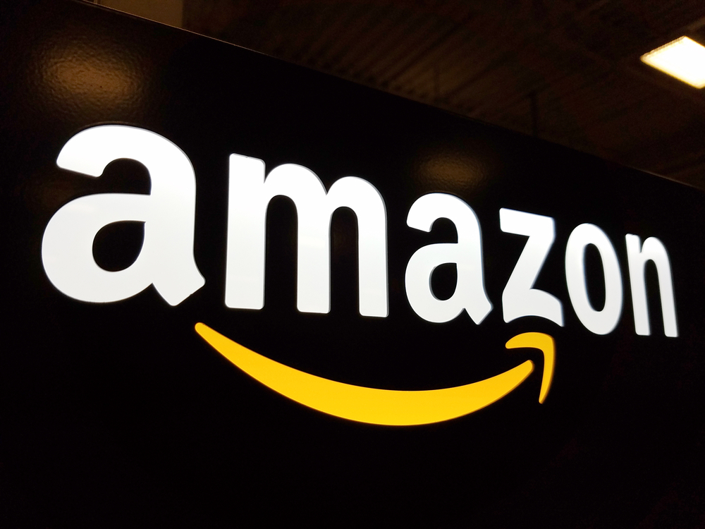 Il grande distributore commerciale Amazon
