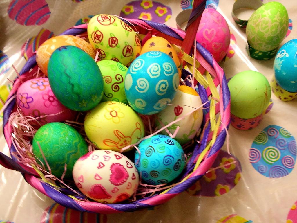 Perché 'Uovo di Pasqua?