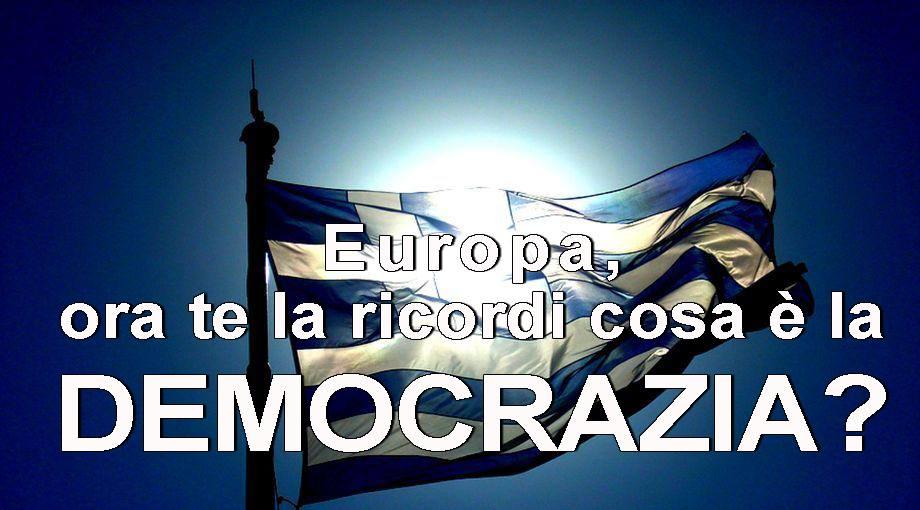 La Grecia prossima al default, così dicono