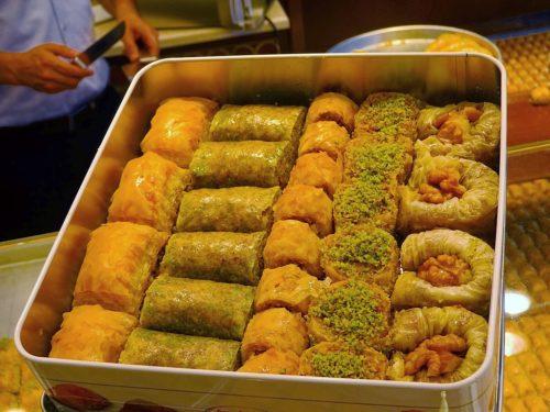 Per chi ama la cucina greca la ricetta del Baklavà