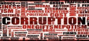 Manifesto contro la corruzione