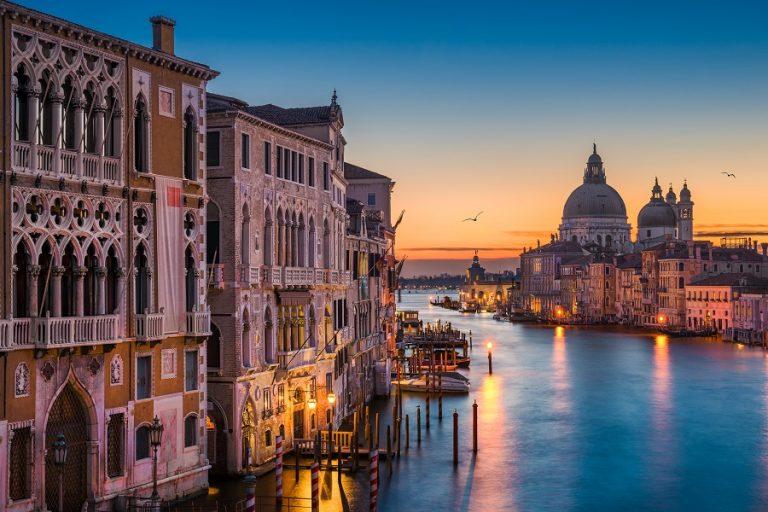 Com'è triste Venezia
