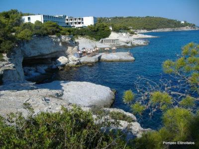 Agia marina isola di Aegina