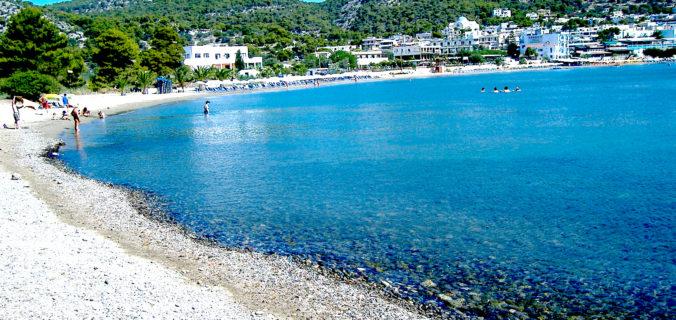 Spiaggia mare isola