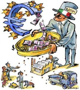 Banche che macinano utili