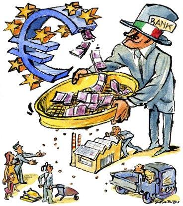 Banche in festa: quasi 10 miliardi di utili