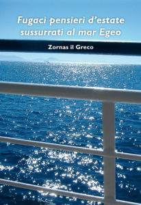 Fugaci Pensieri sussurrati al mar Egeo un libro di Pompeo Maritati
