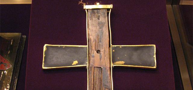 La leggenda sulla provenienza del legno della Croce di Gesù