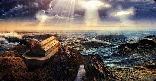 La leggenda del Diluvio Universale nacque circa 2000 anni a.C.