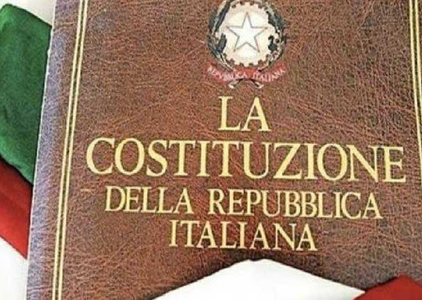 La Costituzione sospesa? Denuncia frutto di un dannoso degrado etico della politica
