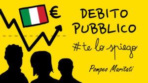 debito pubblico lo spiego io
