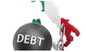 Vignetta Debito Pubblico