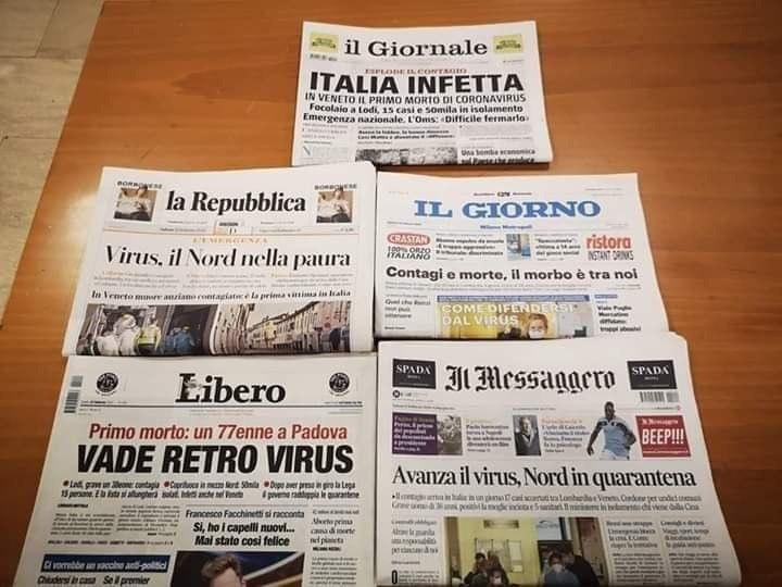 giornali-coronavirus