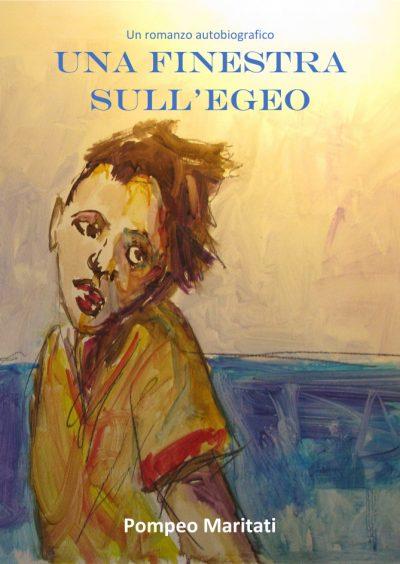 Copertina del libro Una finestra sull'Egeo